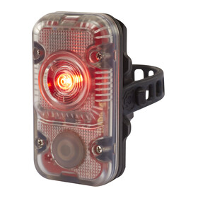 Lupine Red Light Bike Light white/black